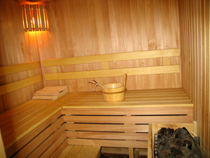 Finská sauna ostrava